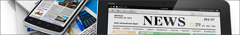 News su web, tecnologia e mondo informatico